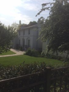 Keats House Hampstead venue of the Fourth Bicentennial John Keats Conference