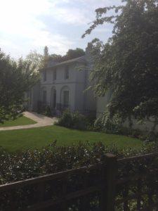 Keats House Hampstead venue of the Fourth Bicentennial John Keats Conference