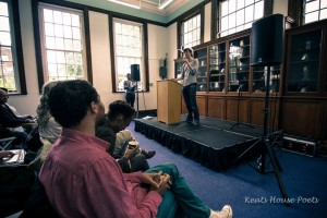 Keats House Young Poets May workshop